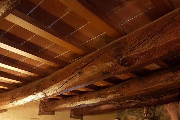 fusta-sostre
